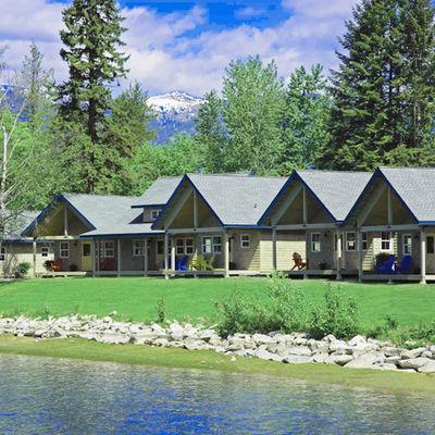 Dover Bay Waterfront Resort & Bungalows | Visit Sandpoint, Idaho
