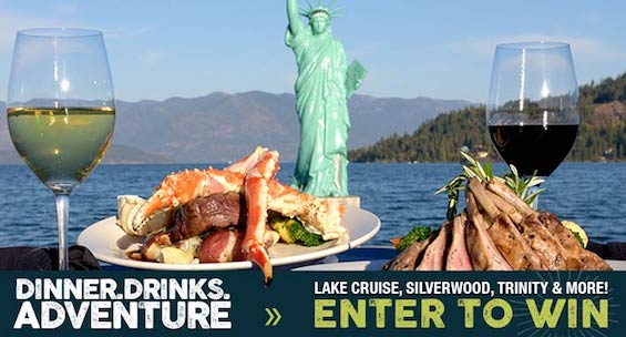 Ultimate Spring Getaway to Sandpoint, Idaho!